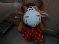 Отдается в дар Корова игрушка