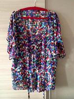 Отдается в дар Женская блузка большого размера