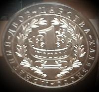 Отдается в дар Монета ( шуточная)