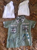 Отдается в дар рубашки на 3-5 лет