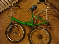 Отдается в дар Велосипед!!! Отличный велик!(на ремонт, либо запчасти)