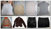 Отдается в дар Одежда женская 40-44 размеров. Юбки, рубашки, майки
