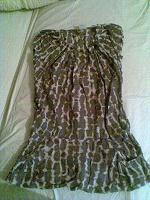 Отдается в дар Блуза летняя для девочки.