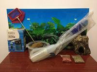 Отдается в дар Аксессуары для аквариума