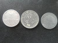 Отдается в дар Набор монет Австрии. \/