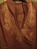 Отдается в дар Одежда этническая
