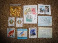 Отдается в дар марки(разные)