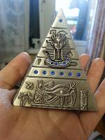 Отдается в дар Пирамида