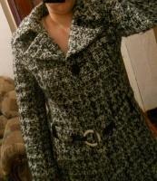 Отдается в дар зимнее пальто 48р.