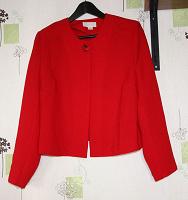 Отдается в дар красный пиджак