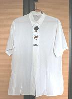 Отдается в дар Белые женские блузы с украшениями
