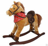 Отдается в дар Лошадь-качалка