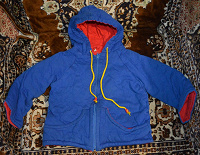 Отдается в дар Куртки детские