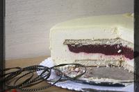 Отдается в дар половину тортика