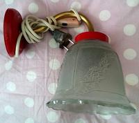 Отдается в дар светильник из СССР