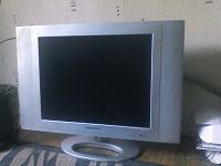 Отдается в дар Телевизор ЖК в ремонт или на запчасти