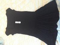 Отдается в дар Трикотажное платье XS/S made in U.K