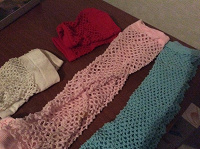 Отдается в дар Маскарадные перчатки или перчатки для девушки-подростка