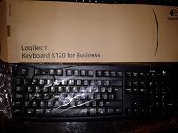 Отдается в дар Новая клавиатура.