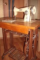 Отдается в дар Швейная машинка ножная