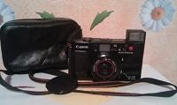 Отдается в дар Фотоаппарат Canon AF35M