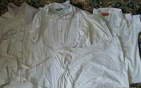 Отдается в дар наверное школьные блузки для девочки