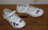 Отдается в дар туфли для девочки, размер 30