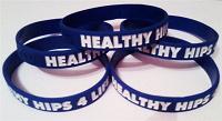 Отдается в дар Браслеты от HEALTHY HIPS 4 LIFE