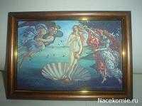 Отдается в дар Репродукции: Боттичелли «Рождение Венеры», Микеланджело «Сотворение Адама»
