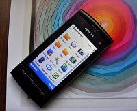 Отдается в дар Nokia 5250. Нано-смартфончик