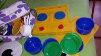 Отдается в дар посудка детская