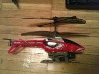 Отдается в дар Дистанционно управляемый вертолет Силвер Лайт