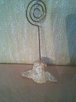 Отдается в дар Статуэтка ангела