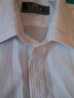 Отдается в дар Рубашки белые для мальчика-36 размер