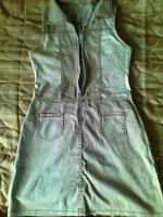 Отдается в дар джинсовый сарафанчик