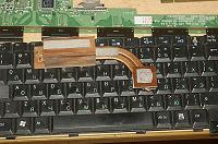 Отдается в дар запчасти от старого ноутбука asus 2500L
