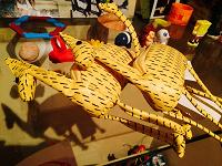 Отдается в дар Жираф-косметичка!!!