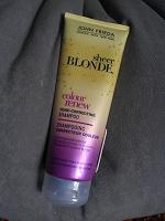 Отдается в дар шампунь для блондинок.