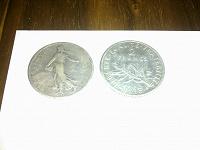 Отдается в дар Монета Франция 1915 год