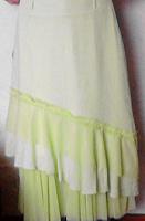 Отдается в дар Шикарная летняя юбка 38(маркировка)