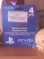 Отдается в дар флеш-карта для PS Vita