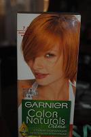 Отдается в дар Garnier, краска. Золотистый медовый.