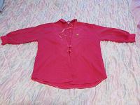 Отдается в дар рубашка-блузка 90-х