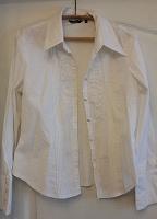 Отдается в дар Рубашка белая женская