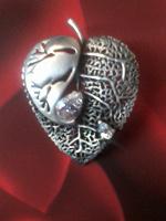Отдается в дар Кулон из серебра-мой сотый дар…