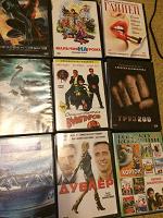 Отдается в дар DVD-фильмы