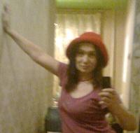 Отдается в дар Красная шляпа