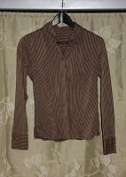 Отдается в дар полосатая рубашка