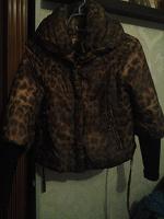 Отдается в дар короткая, легкая куртка