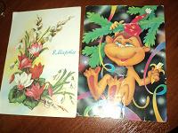 Отдается в дар открытки в коллекцию